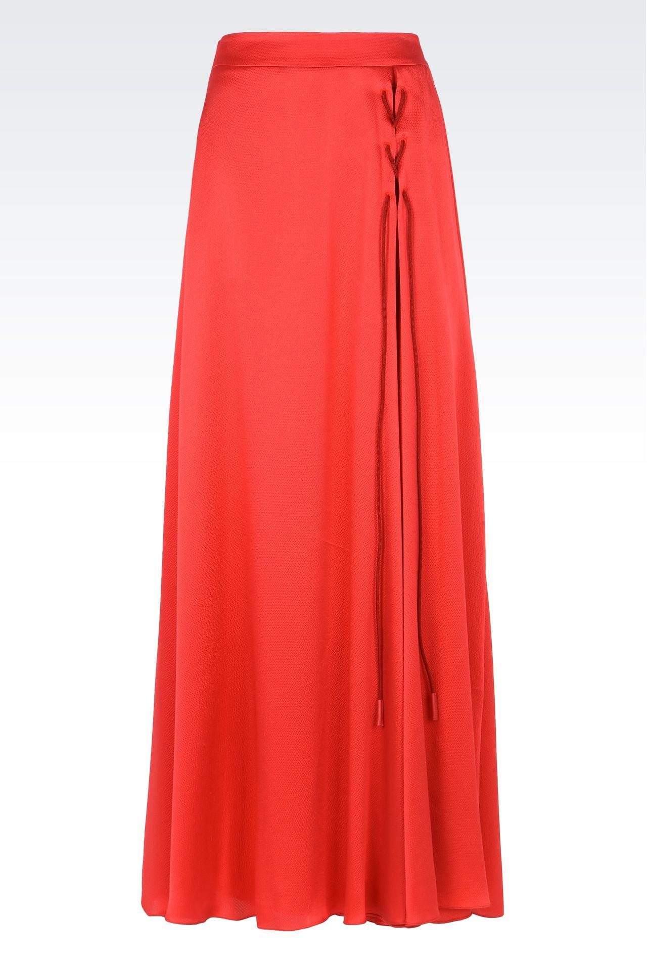 Skirts: 3/4 length skirts Women by Armani - 0
