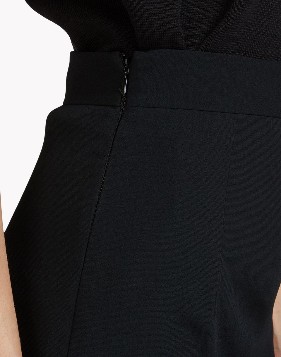 metallic coin embroidered skirt röcke Damen Dsquared2
