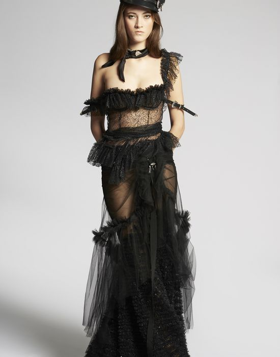tulle skirt skirts Woman Dsquared2