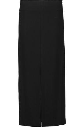 조셉 JOSEPH Wanda crepe midi skirt,Black