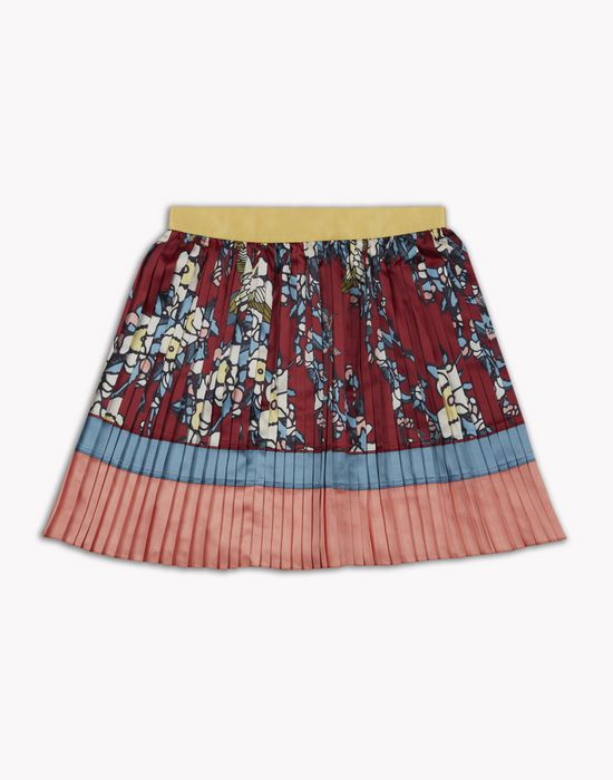 cherry blossom skirt skirts Woman Dsquared2