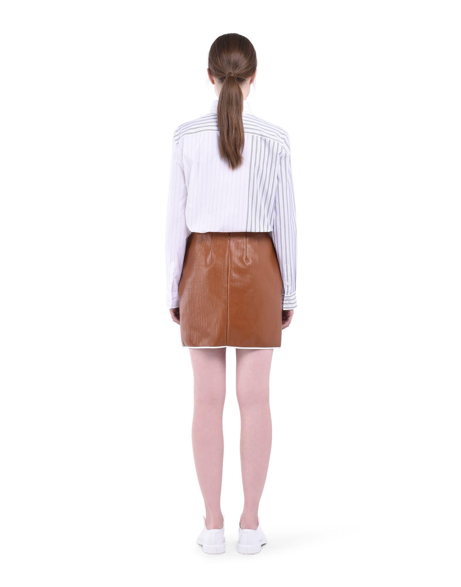 Mini skirt - JIL SANDER Online Store
