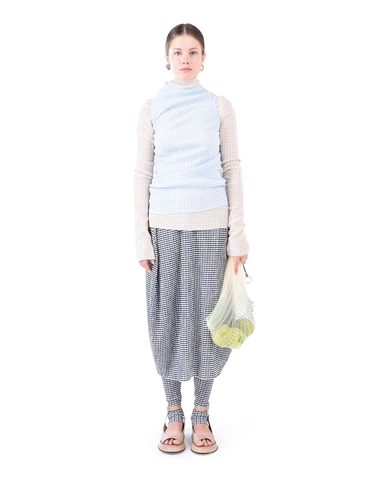 Gonna lunga - JIL SANDER Online Store