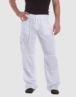 120% LINO Men - Pants - Casual pants 120% LINO on YOOX