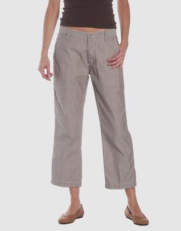 MAURO GRIFONI - PANTALONES - Pantalones piratas en YOOX.COM