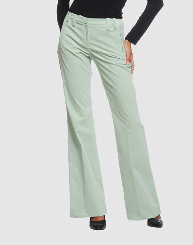 VERSACE Women - Pants - Casual pants VERSACE on YOOX :  pants versace casual pants