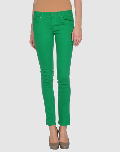 CHEAP MONDAY Skinny Leg Denim from yoox.com