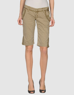 10 FEET TROUSERS Bermuda shorts WOMEN on YOOX.COM