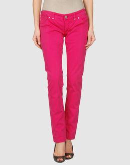 DON WASH - PANTALONES - Pantalones en YOOX.COM