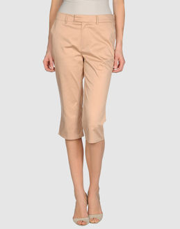 GESTUZ - TROUSERS - 3/4-length trousers - on YOOX.COM