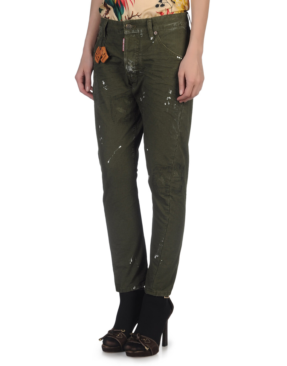 pants Woman Dsquared2