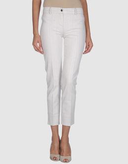 ANNA DE MATTEIS - PANTALONES - Pantalones en YOOX.COM