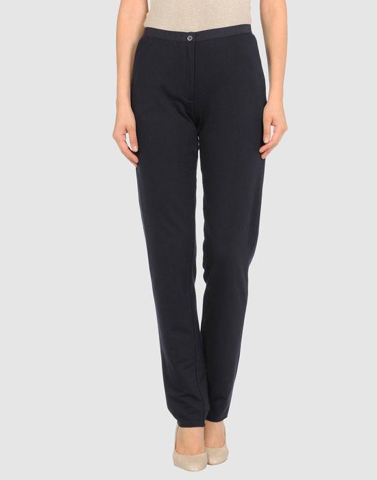 Повседневные брюки RE.SET. Цвет: темно-синий