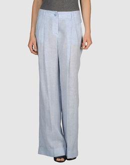 EMPORIO ARMANI - PANTALONES - Pantalones en YOOX.COM