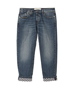 Denim capris Women's - MARNI