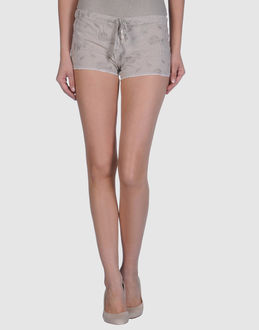 ..,MERCI TROUSERS Shorts WOMEN on YOOX.COM