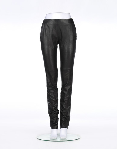Pantalon cuir