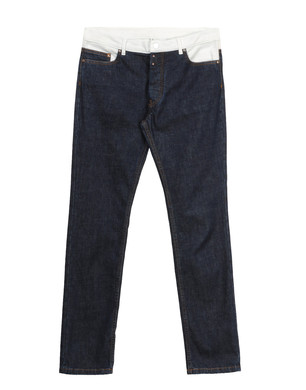 Denim trousers Men's - MAISON MARTIN MARGIELA 10