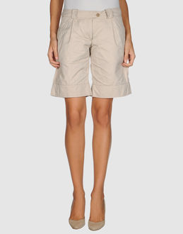 AB/SOUL TROUSERS Bermuda shorts WOMEN on YOOX.COM