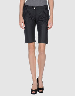 525 TROUSERS Bermuda shorts WOMEN on YOOX.COM