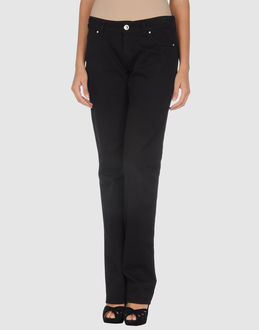 ...LOVE IS LOVE!... TROUSERS Casual trousers WOMEN on YOOX.COM