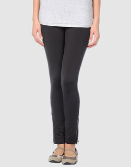 ..,MERCI TROUSERS Leggings WOMEN on YOOX.COM