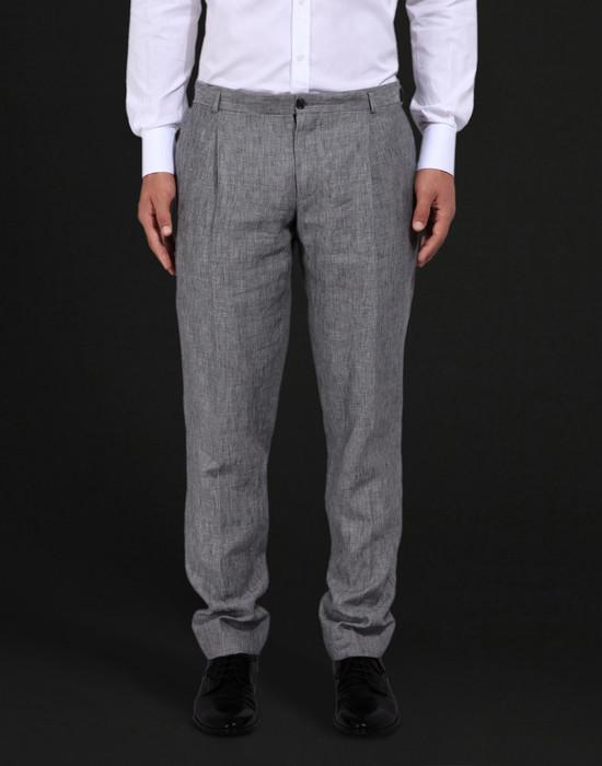 Pantalone sartoriale - Pantaloni capri - Dolce&Gabbana - Estate 2016