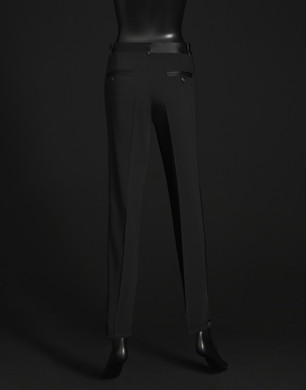 Stretch wool twill trousers - Dress pants - Dolce&Gabbana - Summer 2016