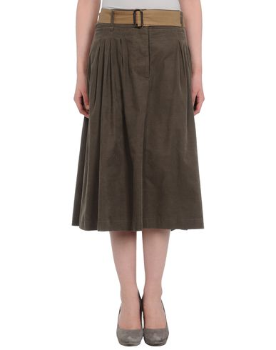 SEMI-COUTURE - 3/4 length skirt