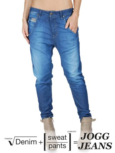 DIESEL - Joggjeans - FAYZA-NE 0661R
