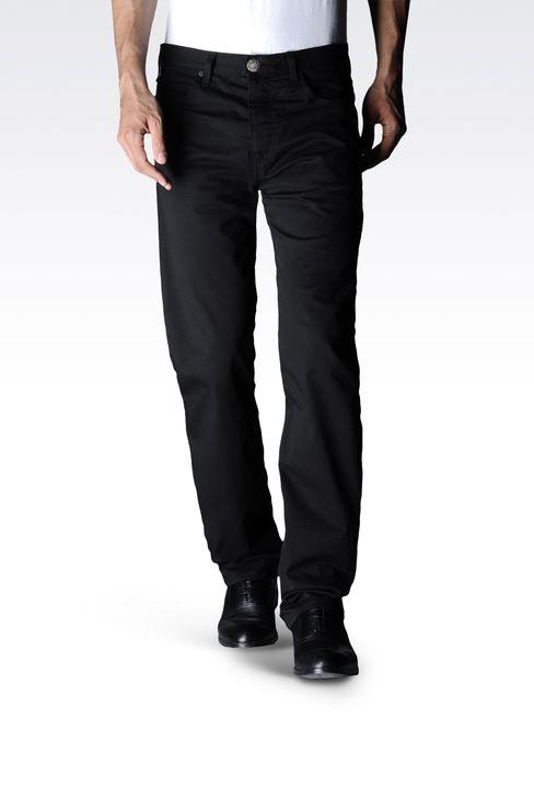 Pants: High-waist pants Men by Armani - 1