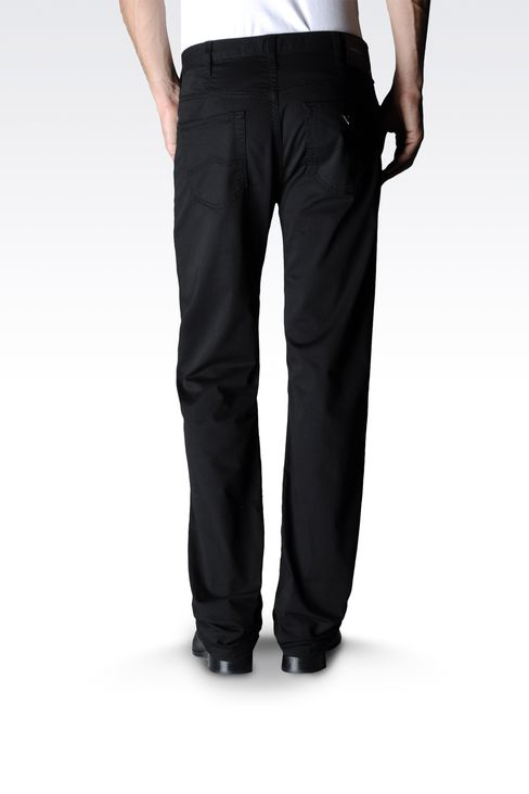 Pants: High-waist pants Men by Armani - 2