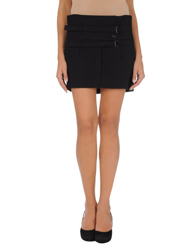 ANN DEMEULEMEESTER - Mini skirt