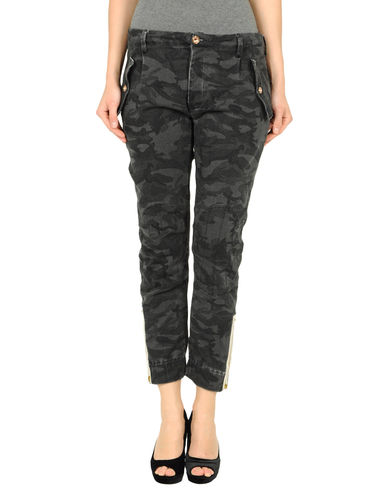 (+) PEOPLE - 3/4-length trousers
