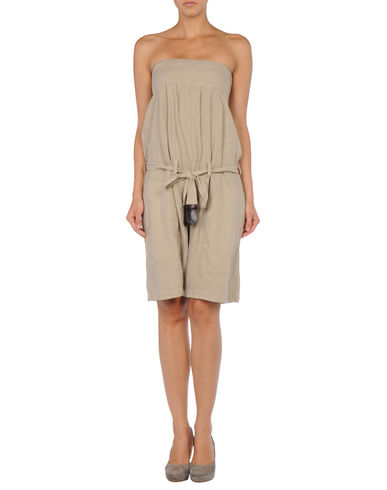 TWIN-SET Simona Barbieri - Short pant overall