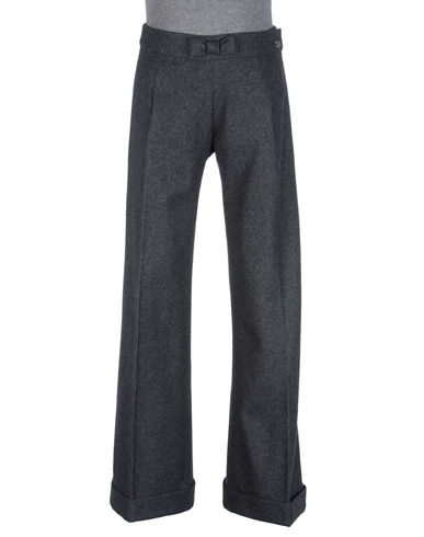 CHRISTIAN DIOR - Casual pants