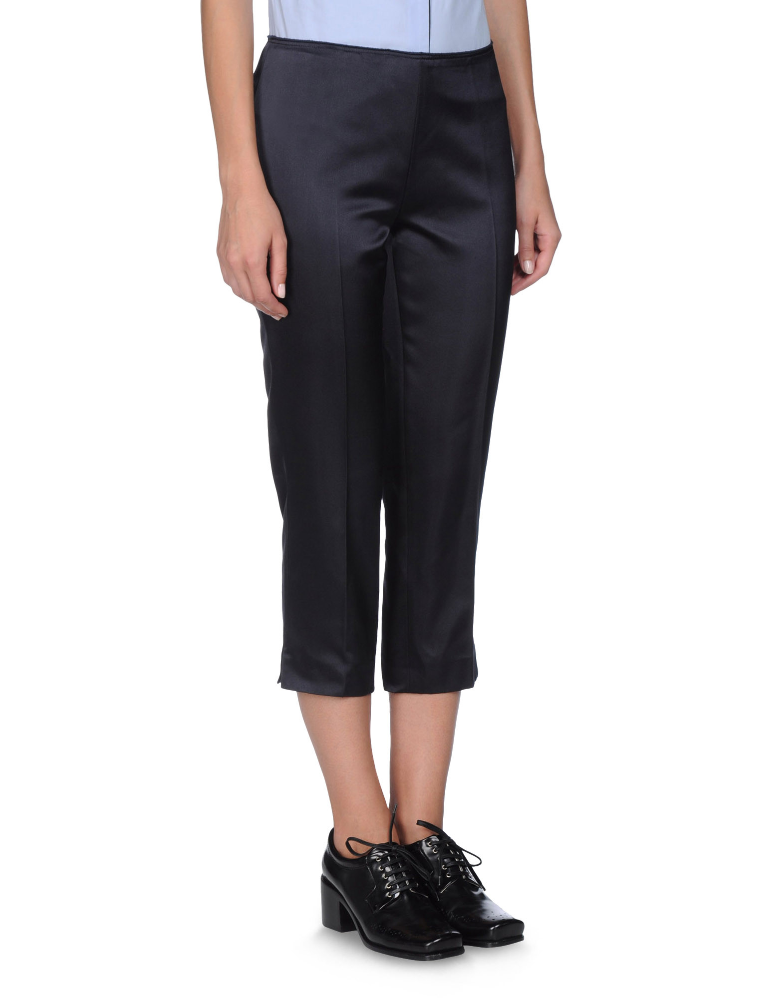 Tailored Trousers - JIL SANDER NAVY Online Store