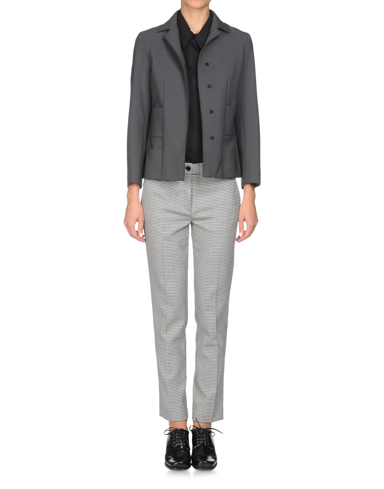 Tailored pants - JIL SANDER NAVY Online Store