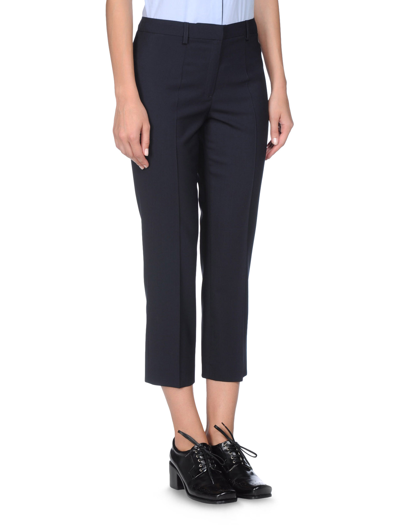 Tailored Trouser - JIL SANDER NAVY Online Store