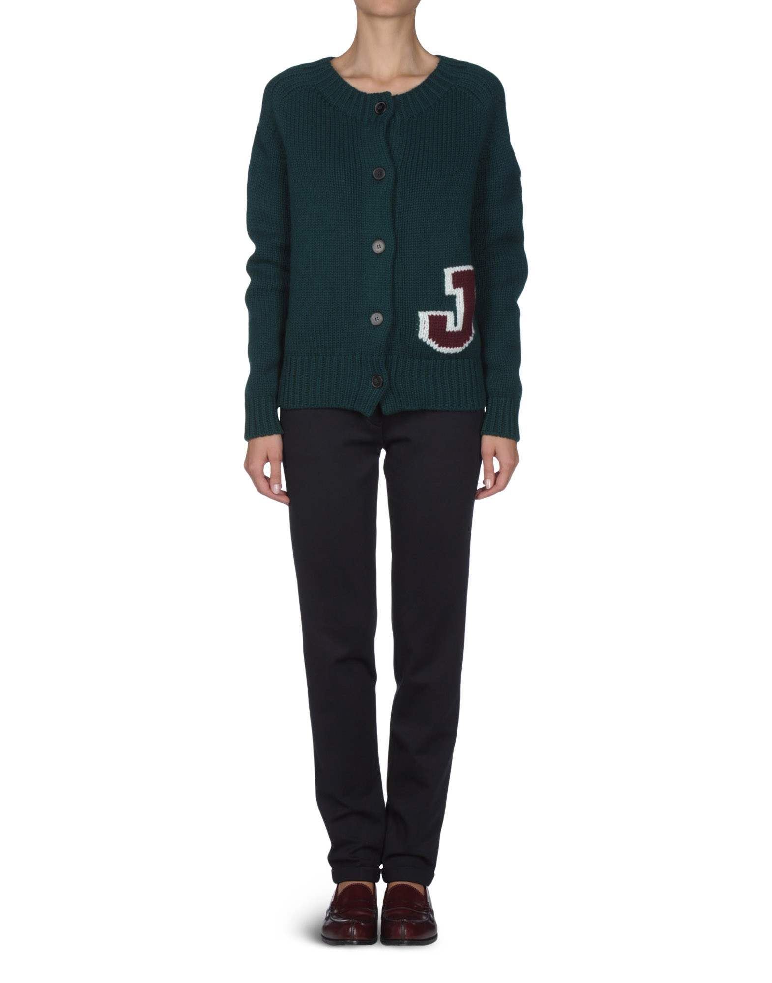 Cropped Trousers - JIL SANDER Online Store
