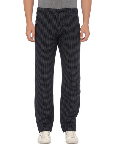STUSSY AUTHENTIC GEAR - Casual pants