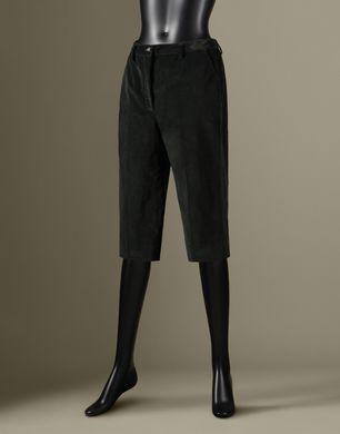 BERMUDA IN VELLUTO MILLE RIGHE - Pantaloni capri - Dolce&Gabbana - Inverno 2016