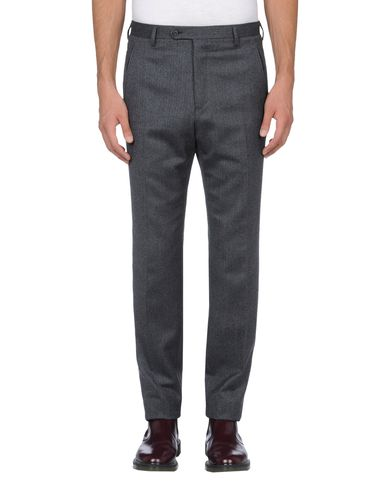 Slim Herringbone Trousers