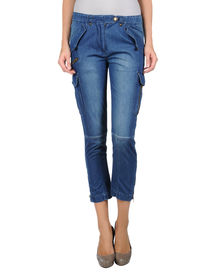 MOSCHINO CHEAPANDCHIC - Denim capris