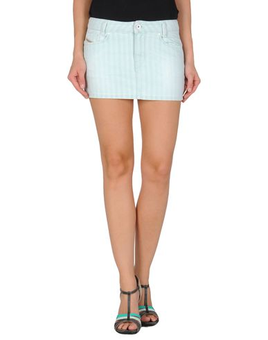 DIESEL - Denim skirt