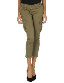 TWIN-SET Simona Barbieri - 3/4-length trousers