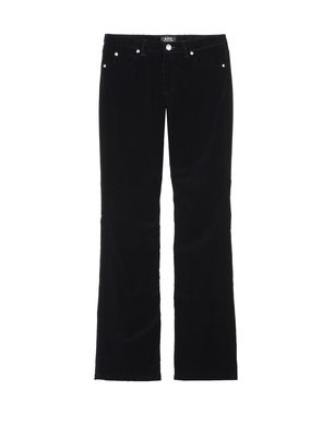 Casual pants Women's - A.P.C.