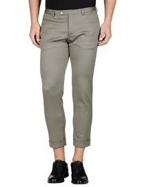 PAOLO PECORA - 3/4-length trousers