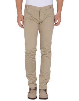 TWO MEN IN THE WORLD Casual pants - Item 36379135