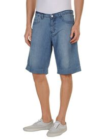 ICE ICEBERG - Denim bermudas